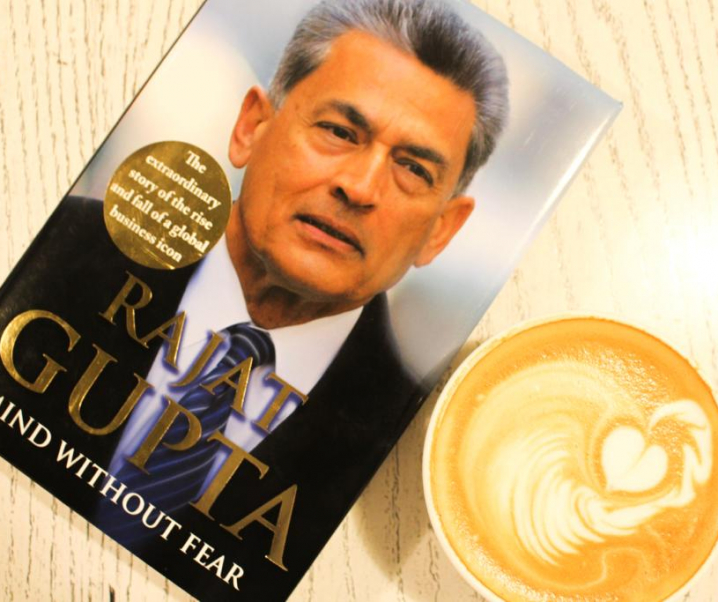 Mind Without Fear –  A book by Rajat Gupta