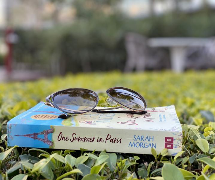 Book Review – One Summer in Paris, Sarah Morgan