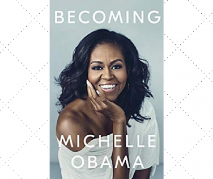 Book Review – Becoming, Michelle Obama