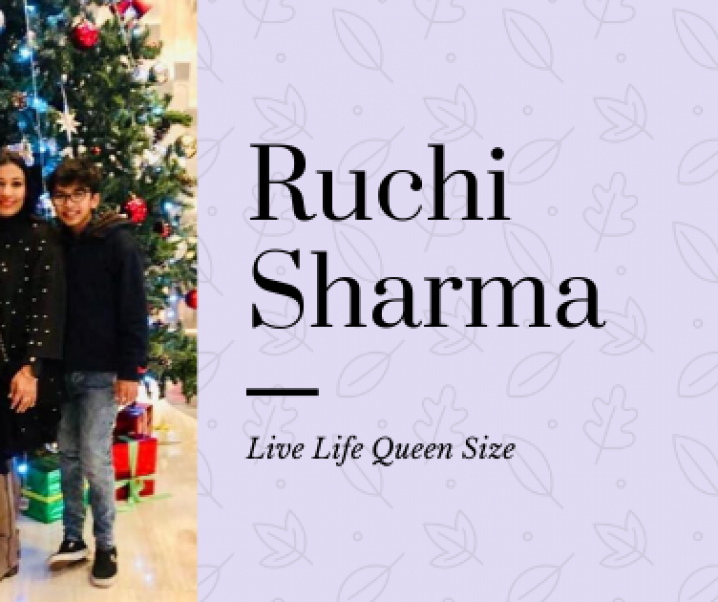 Live Life Queen Size – Ruchi Sharma