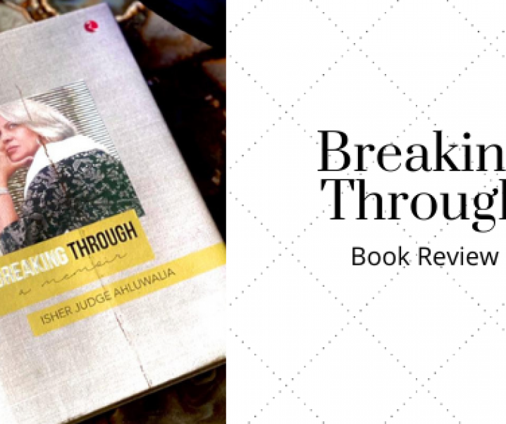 Breaking Through – Book Review