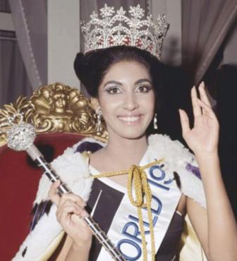 Reita Faria – India's 1st Miss World