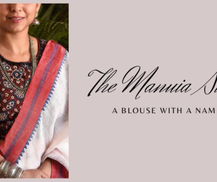 The Manuia Sitara – A Blouse With a Name