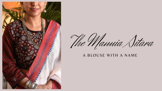 The Manuia Sitara - A Blouse With a Name
