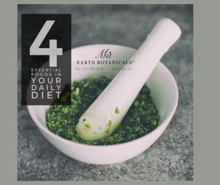 4 Essential Foods To Be Included In Your Daily Diet