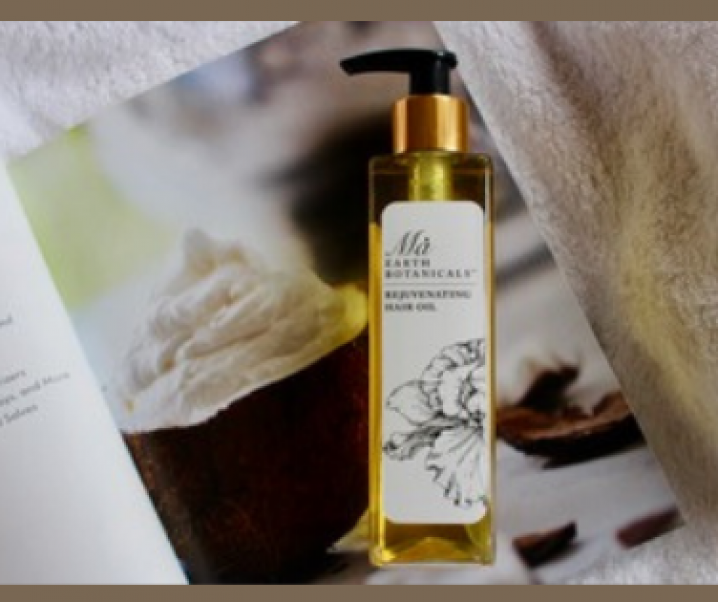 Rejuvenating Hair Oil By Ma Earth Botanicals [100% Cruelty-free And Vegan]