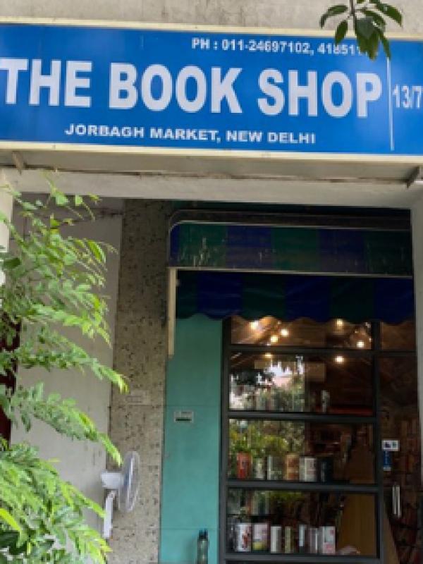 The Bookshop Jor Bagh